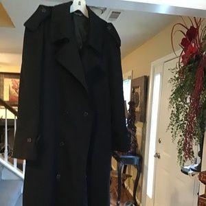 Men's Full Length Coat by Rafael